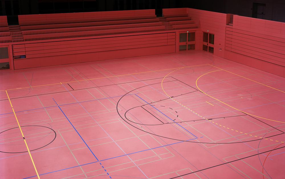 Sporthalle, Julian Faulhaber