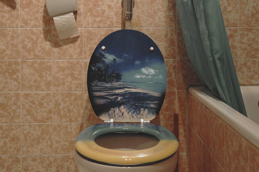 Exodo WC ,  Verónica Losantos