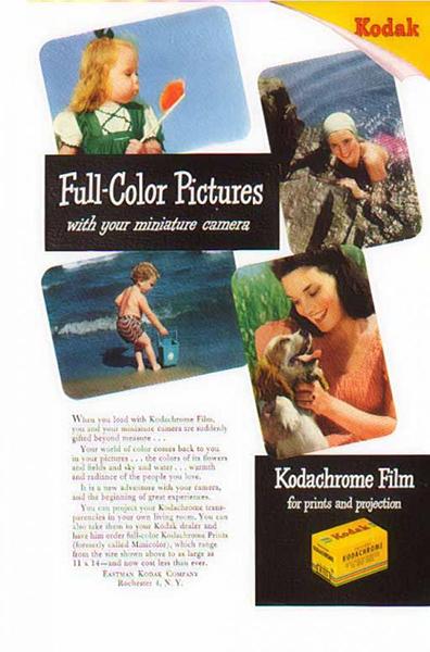 1946, Kodak