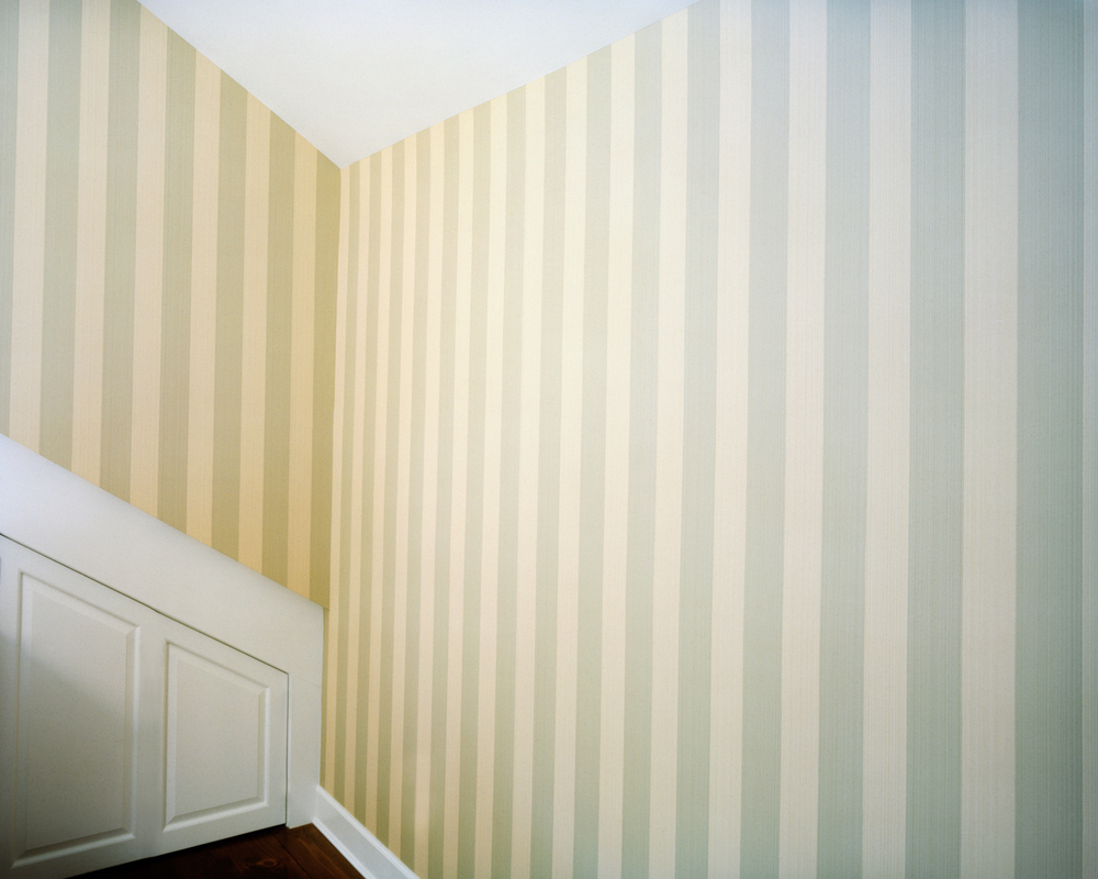 Striped Wallpaper ,  Emily Sheffer