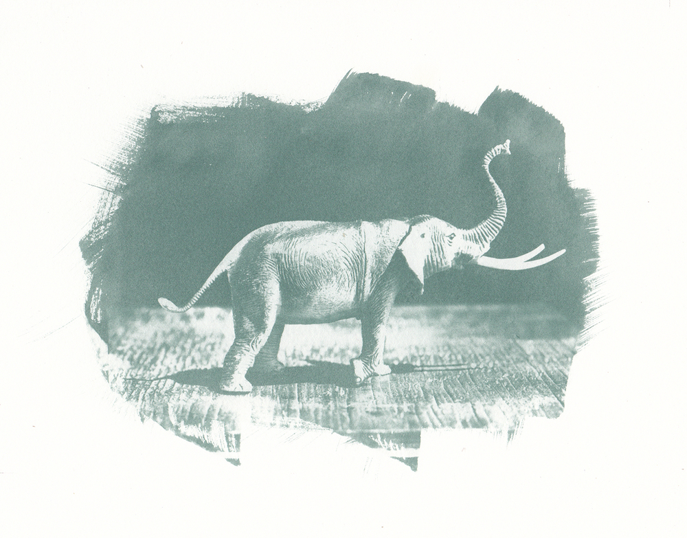 Henry the Elefante in Green