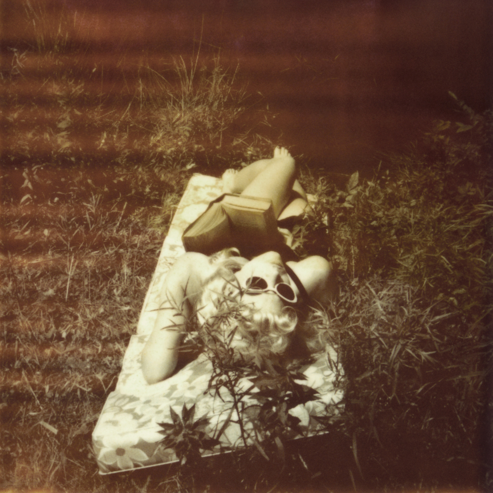 Untitled #2b  from the series  Stacy, Snow and Rose & Other Tales ,  Marianna Rothen