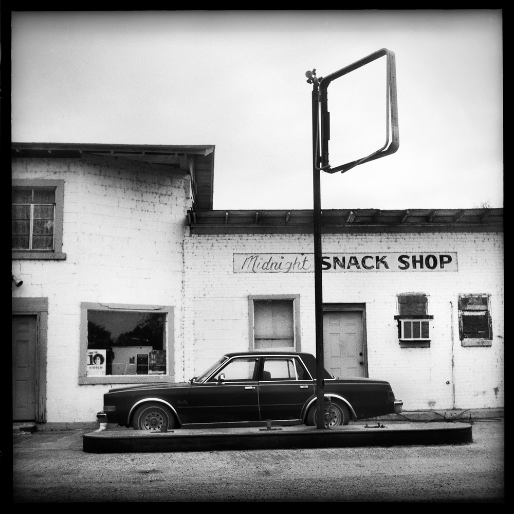 Midnight Snack Shop, Midnight, Mississippi ,  Betty Press