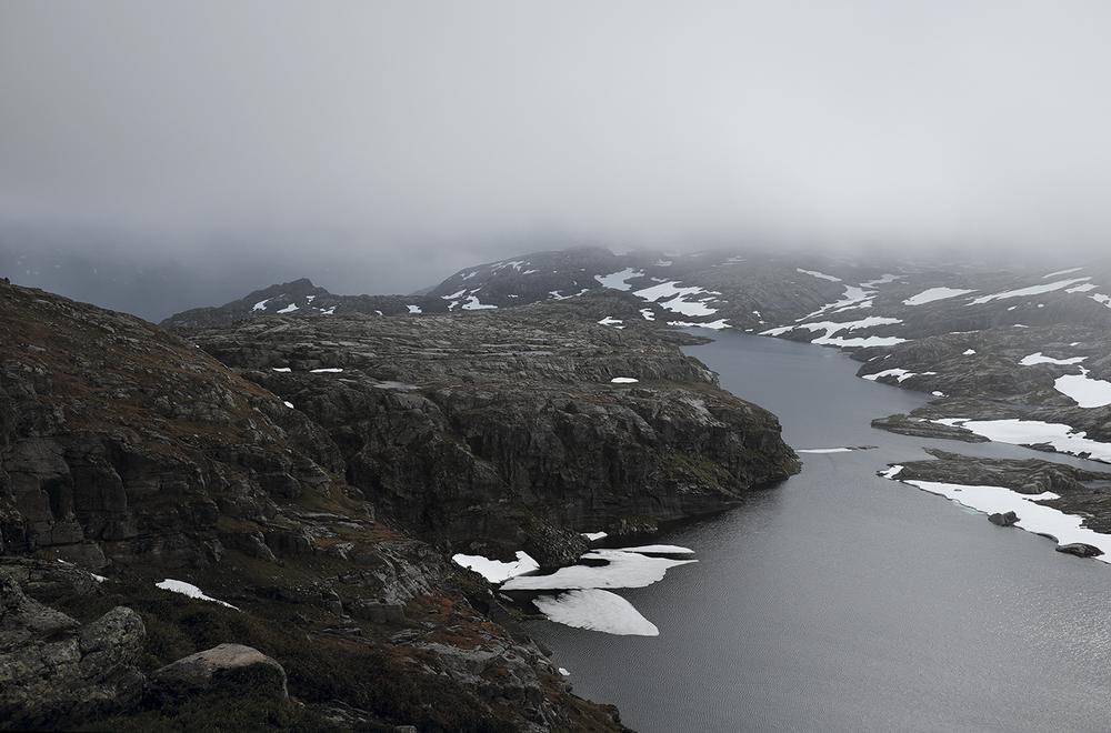 Røldal, Norway, 2015 ,  Petra van der Ree