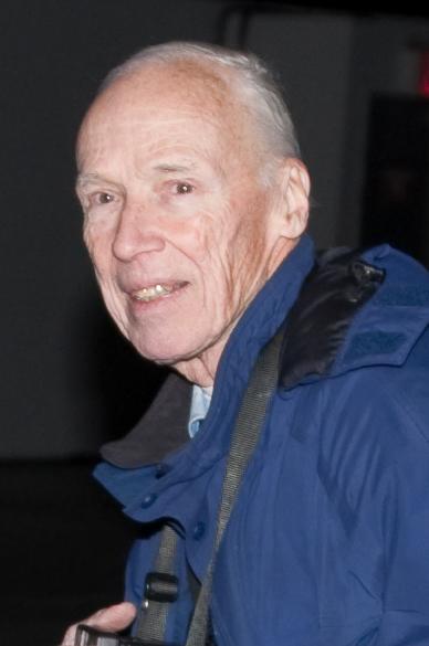 Bill Cunningham. Photo: Georg Petschnigg via  Wikimedia