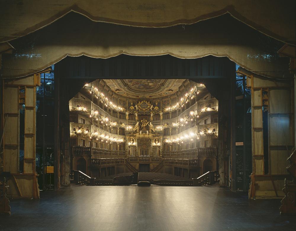 Markgräfliches Opernhaus,Bayreuth ,  Klaus Frahm