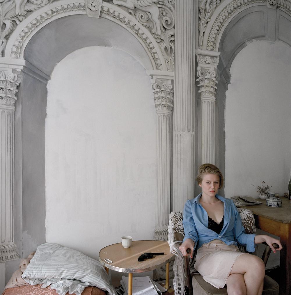 Lina in Her Room ,  Daniel Gentelev