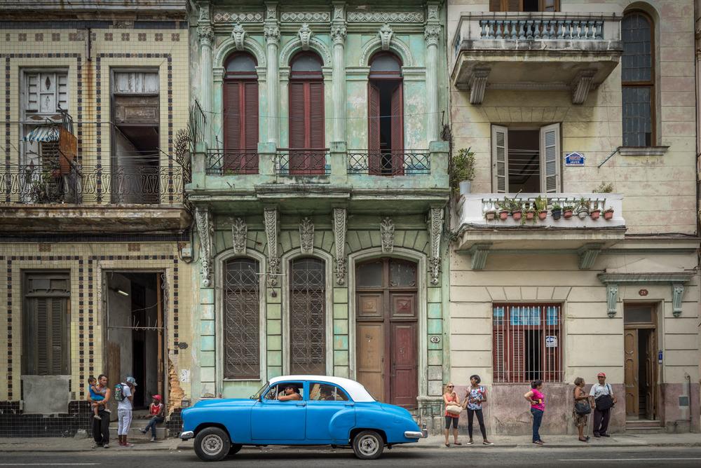 San Larazo, La Habana, Cuba, Eric West