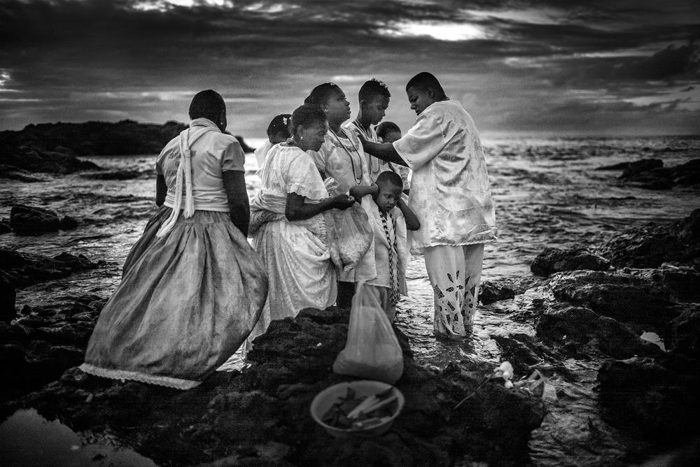 Yemanja, Bahia, Brazil, 2016 ,  David Saxe