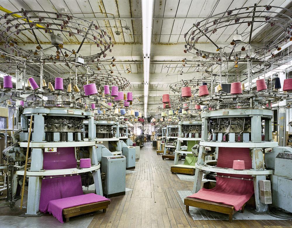 Fall River Knitting Mills, Fall River, MA, 2011