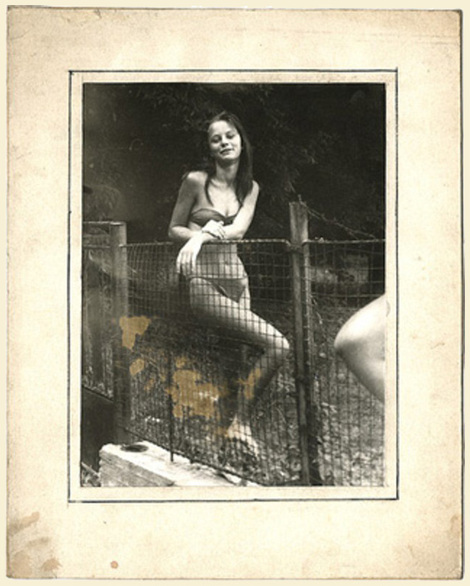 Photo by Miroslav Tichý