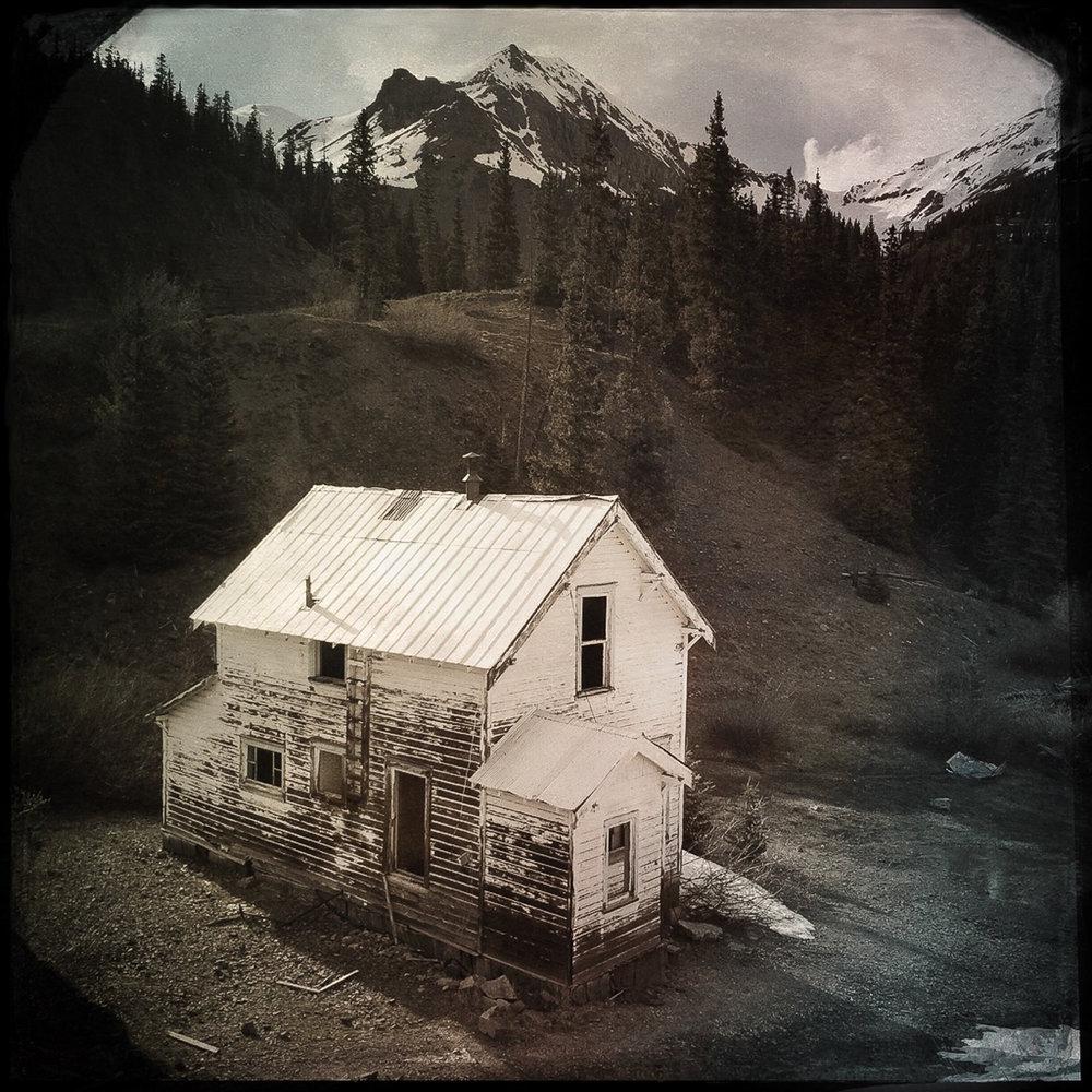 Miner's Abandoned Homestead ,  Adrienne Villar