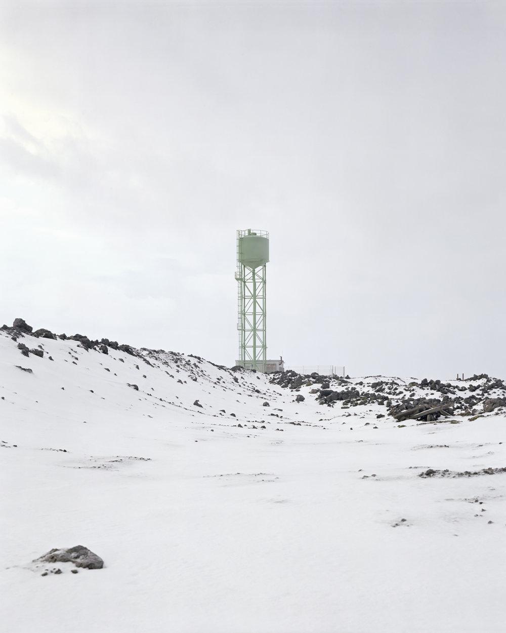 Water Tower, Hafnarfjörður, Jack Latham