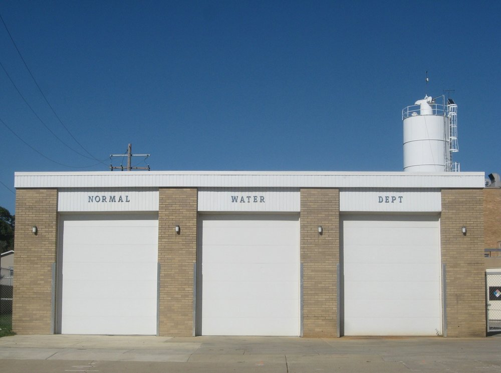 Normal Water Department, Jeff Evans