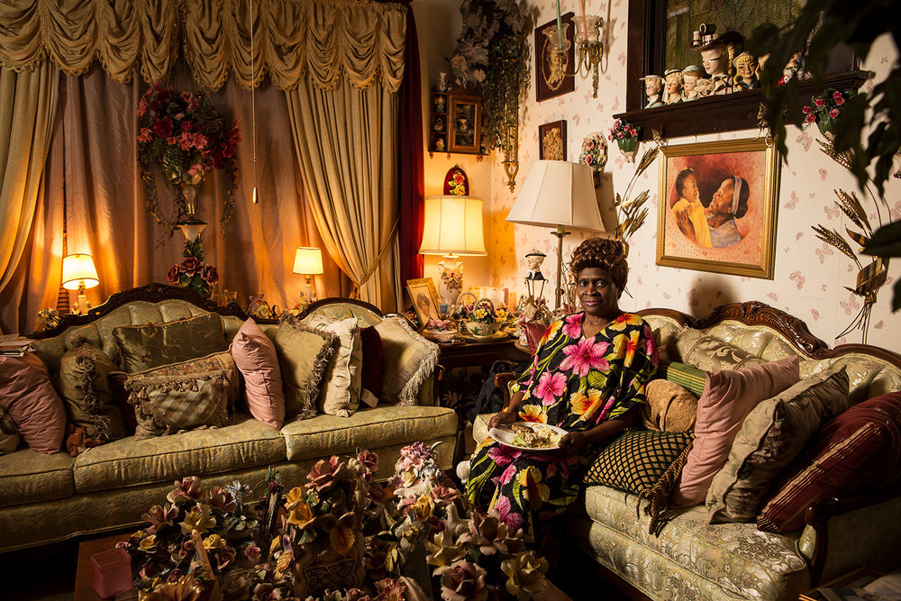 Wednesday: Willie Mae, 2013  from the series  Weeknight Dinners ,  Lois Bielefeld