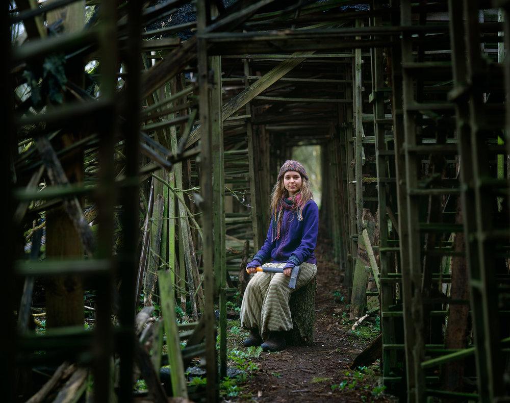 Former Brickworks Rusthoven: Annie, Gerard Kingma