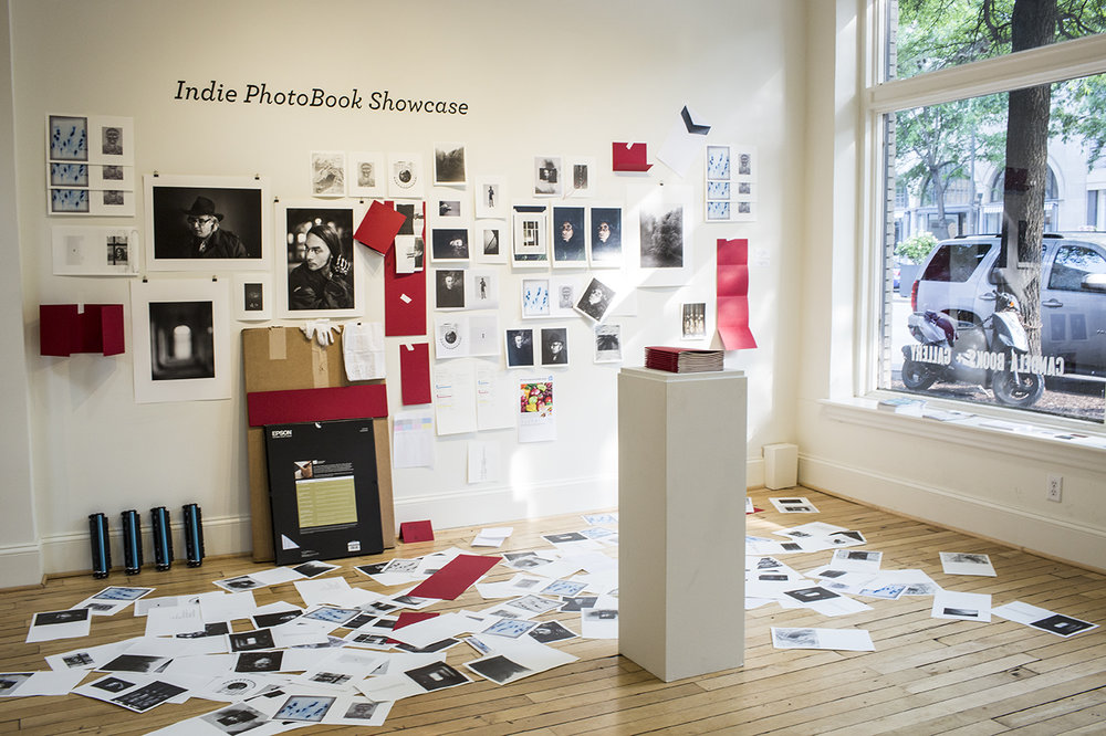 Candela Books + Gallery's Indie PhotoBook Showcase