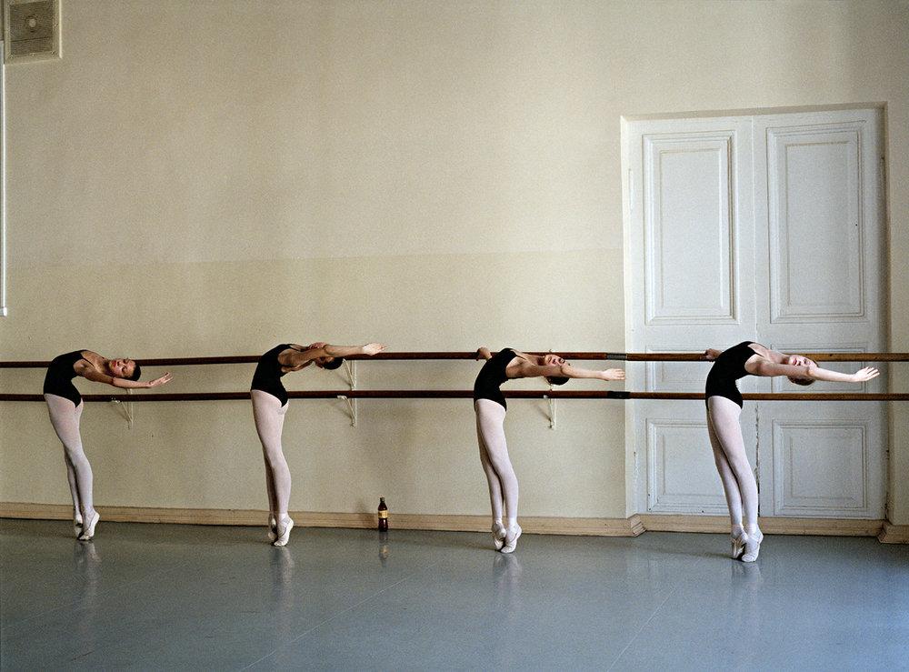 2nd Class Girls, St. Petersburg, Russia, 2007 ,  Rachel Papo