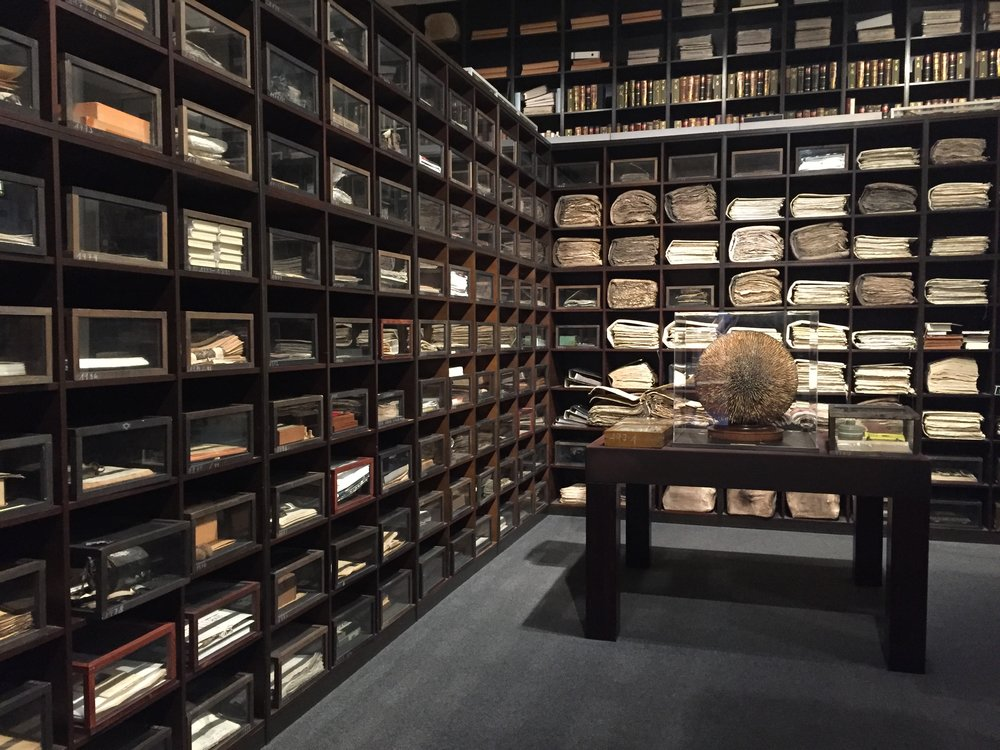A treasure trove of artist books at the  Osthaus Museum
