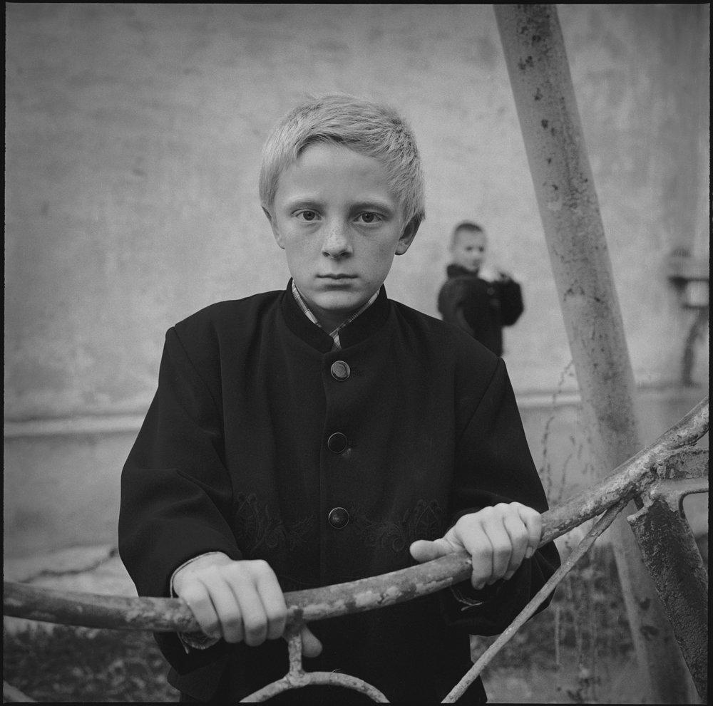 Young Russia, Bryansk Region, 2003 ,  Oleg Videnin