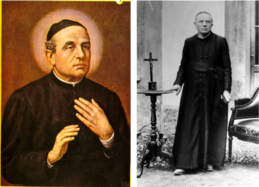 Saint Luigi Guanella  (1842 – 1915). Canonized: 2011. Photo: 1912