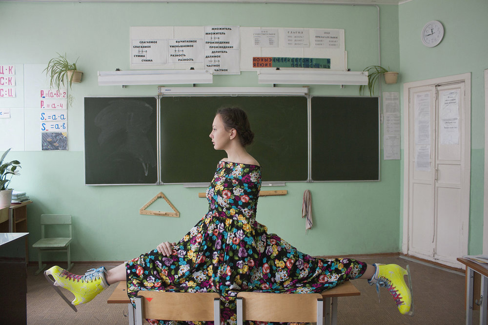 Cornflower Tea and Concealing Chocolate ,  Alena Zhandarova