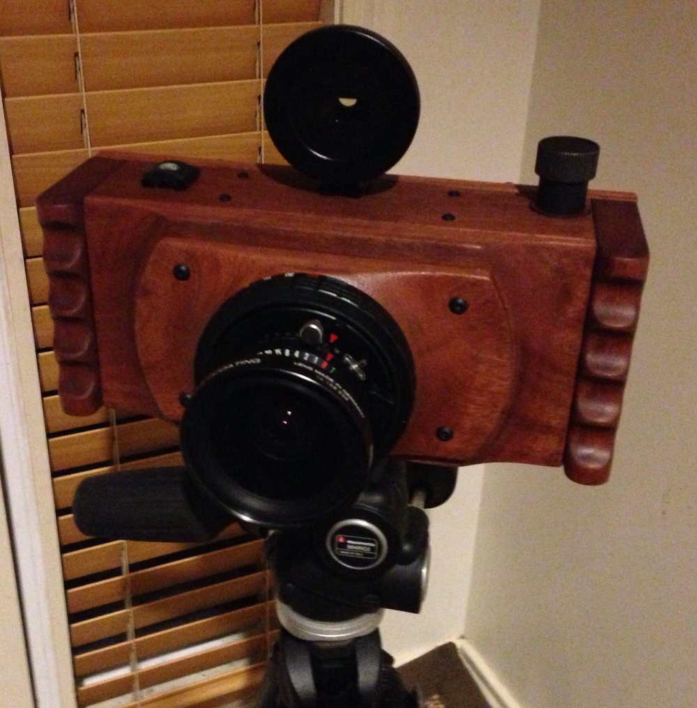 F.A.C. MKII 6 x 14 camera