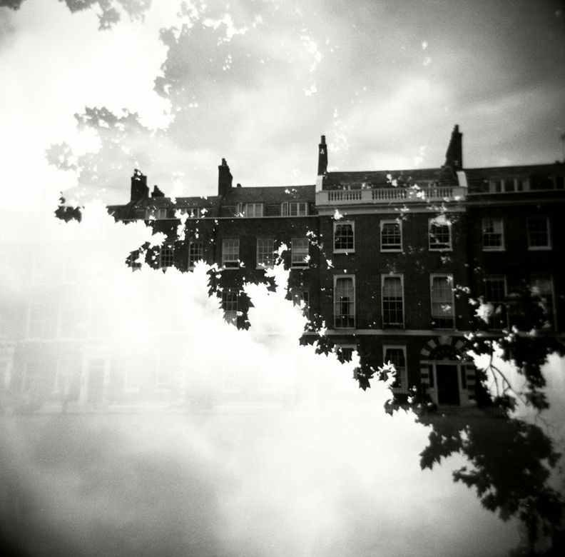 Over and Over, Rachel Lipsitz, London, UK (Holga)