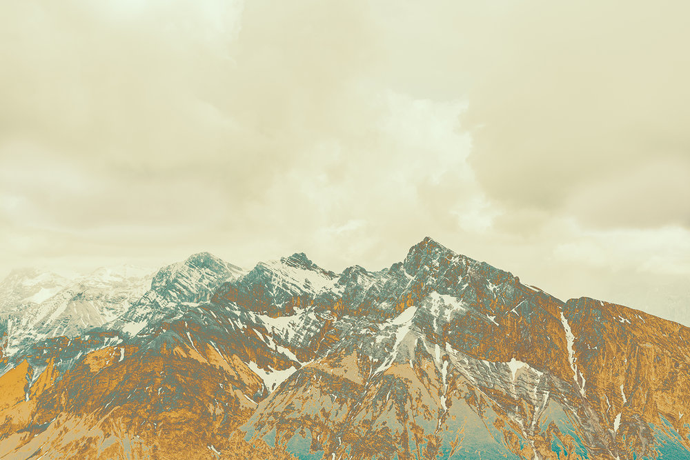 Mountains of Gold #1, Florian W. Mueller