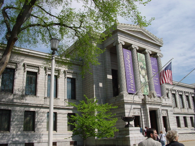 Museum of Fine Arts, Boston via  Wikimedia Commons