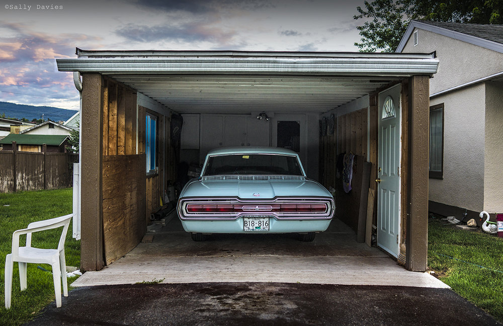 Car in Garage