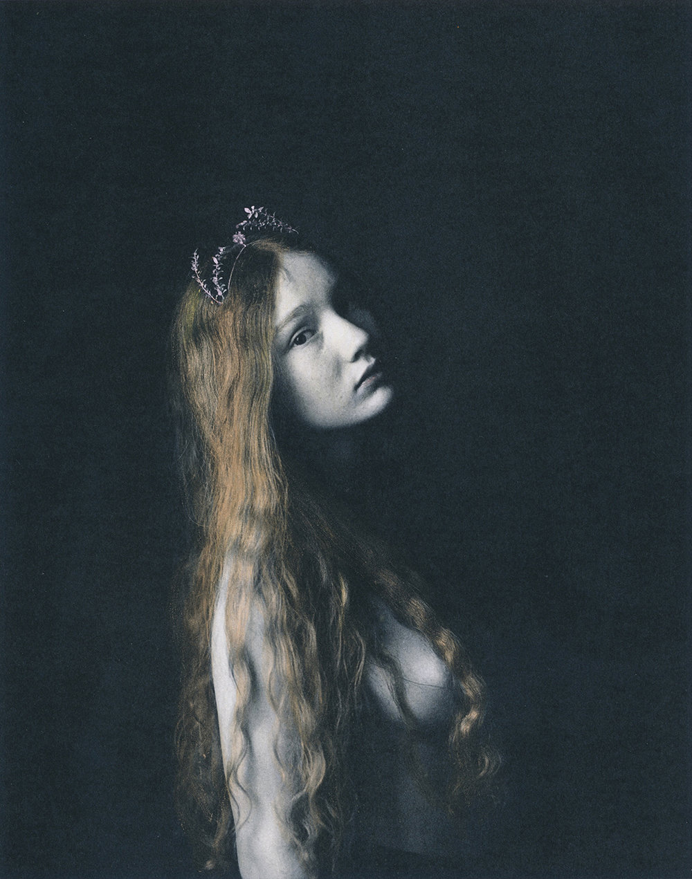 Klara Johanna Michel  Untitled  Archival pigment print 9 x 7, signed and numbered edition of 5 $110