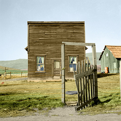 Photo: Dorothea Lange via Wikimedia Commons