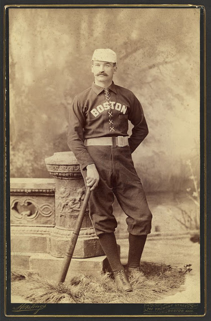 Baseball player King Kelly, c. 1887