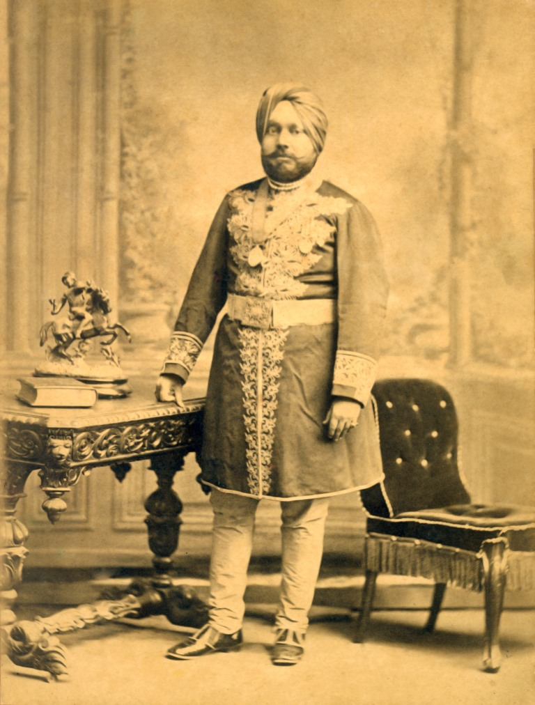 India, c. 1876