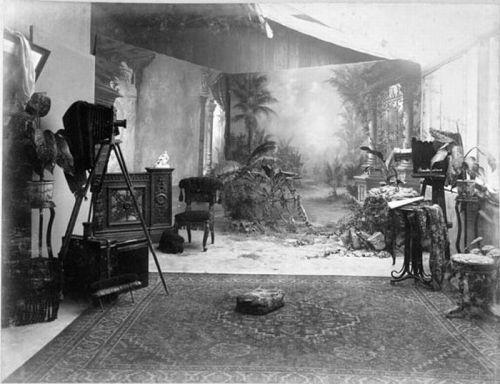 Stafhell & Kleingrothe photo studio, Netherlands, 1898