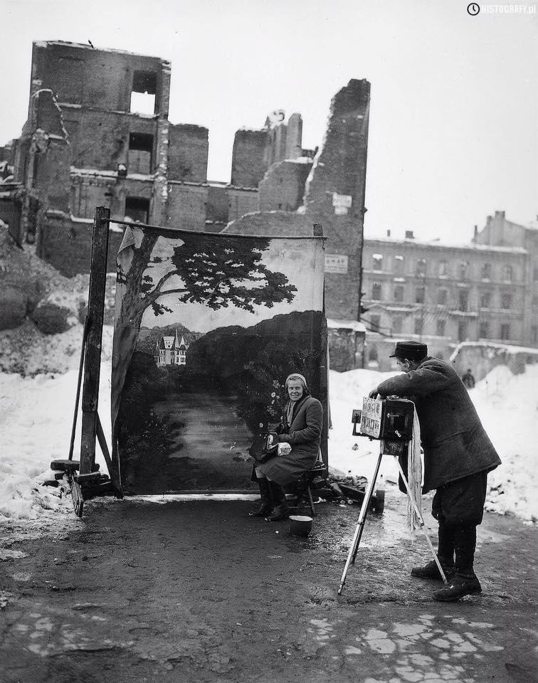 Warsaw, 1946