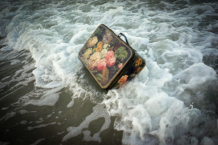 Adrift  from the series  Promised Land ,  Claudia Cebrian