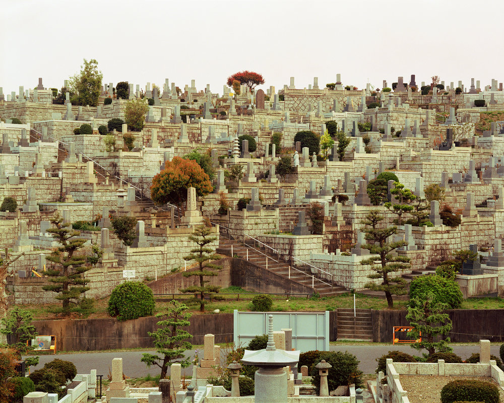 Public Cemetery, Akira Kawahata