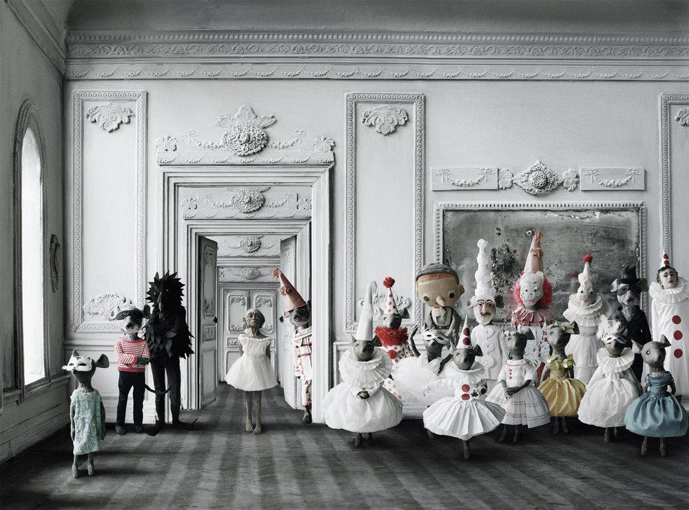 Masquerade ,  Helena Blomqvist