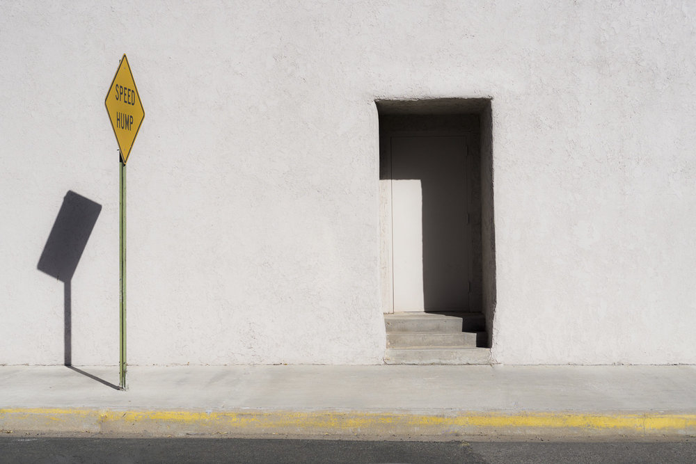 Speed Hump, Natalie Christensen