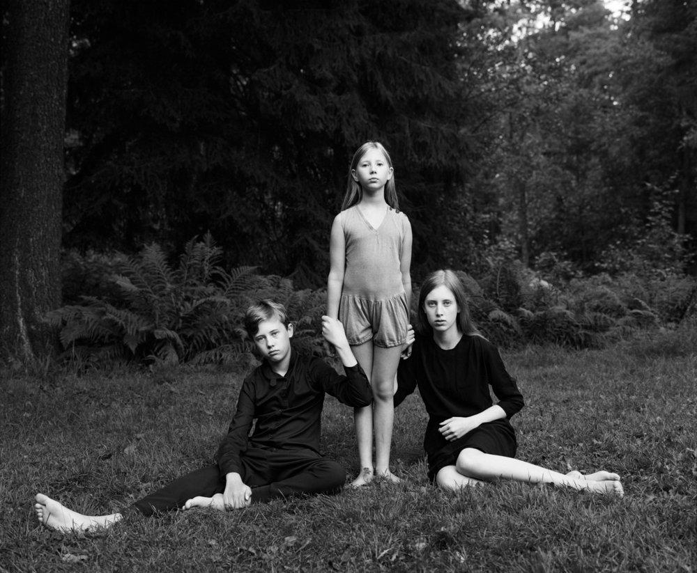 Vera, Dora and Antonio, Nelli Palomäki