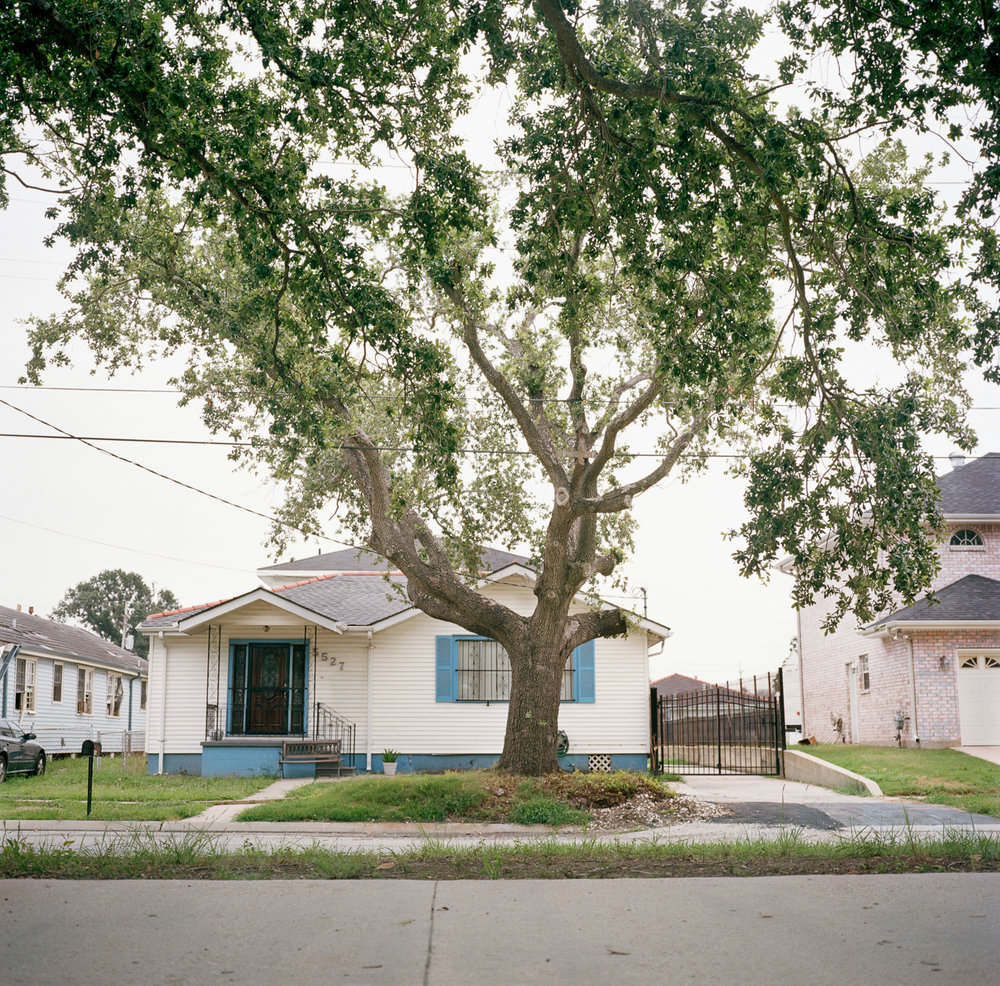 Untitled 07-07 (St. Anthony Ave.), 2007, Colleen Mullins