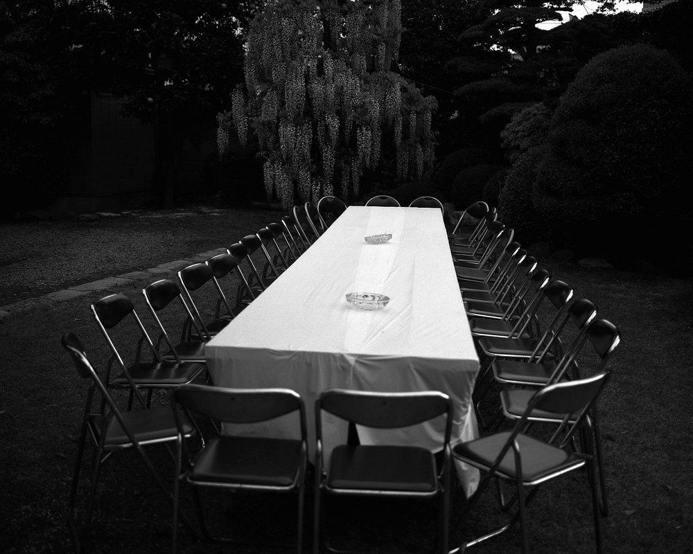 Kimura's Table,   Arthur Hitchcock  (for Bonsai Mirai)