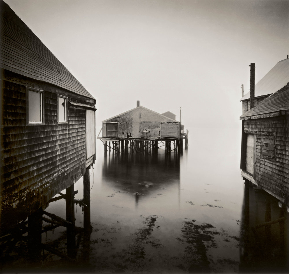 Herring Smokehouse, Maine ,  Lisa Tyson Ennis