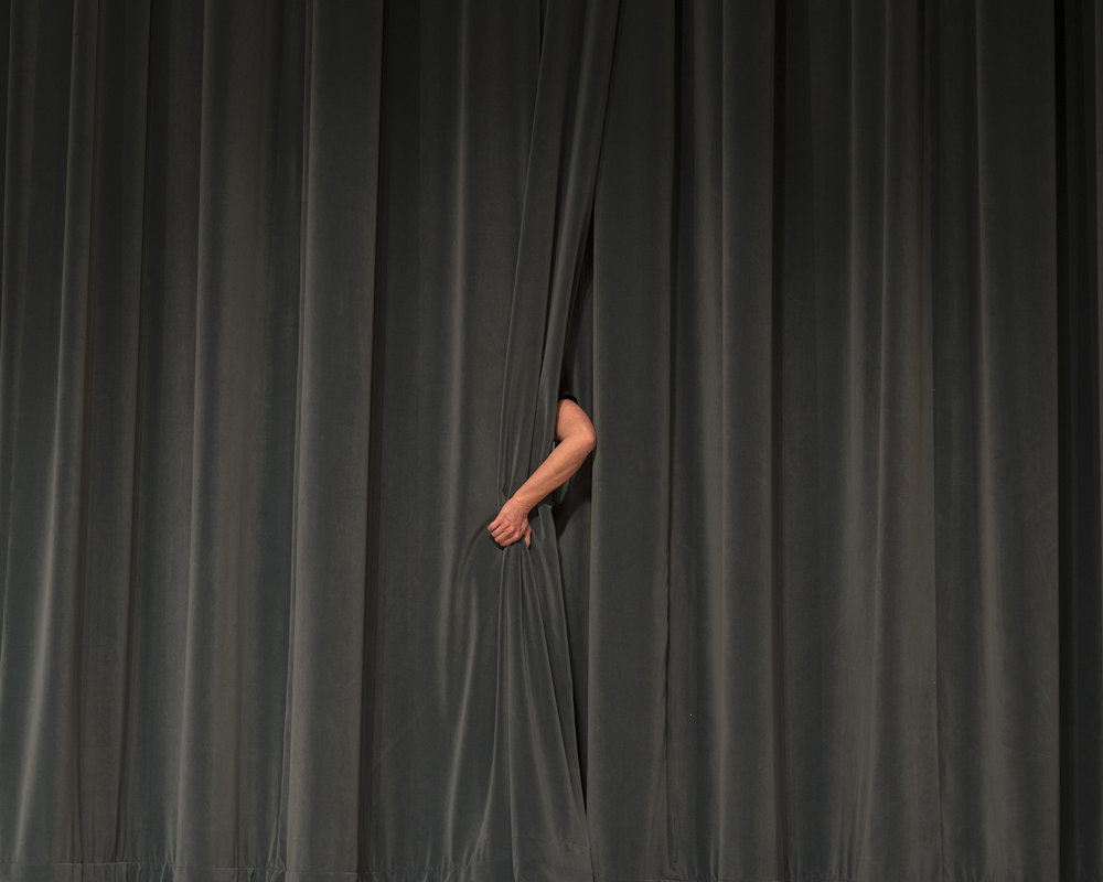 Untitled (Arm and Curtain) ,  Nicholas Meyer