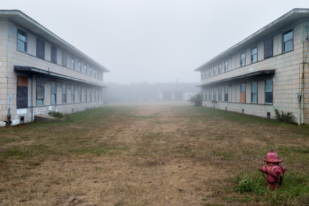 The Gulag  from the series  North Truro Air Force Station ,  Mark Farber