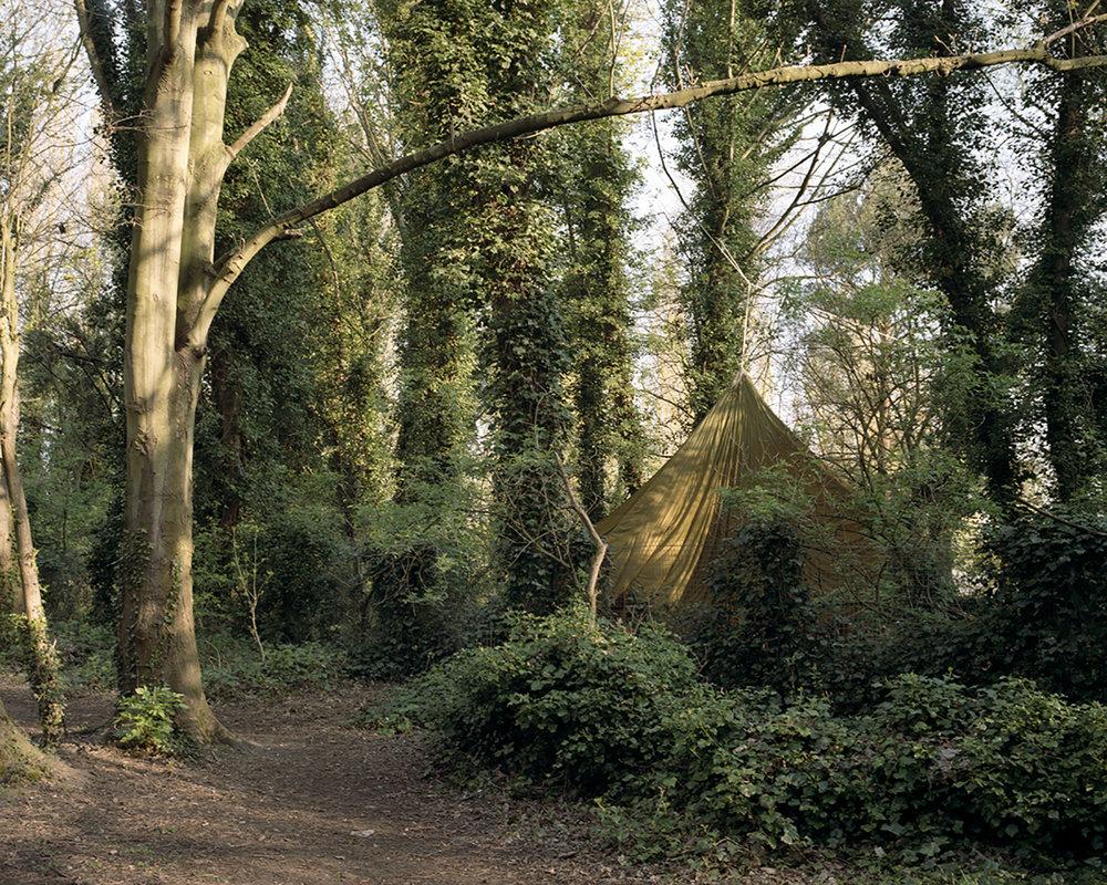 Camping ,  Simon Martin