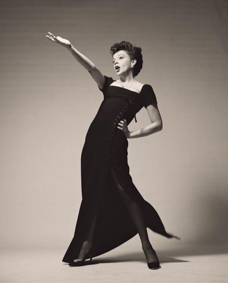 Judy Garland By Richard Avedon via Wikimedia Commons