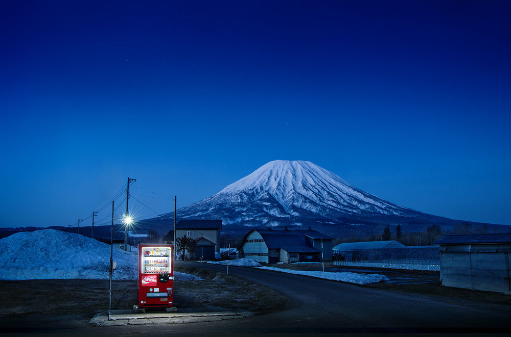 Roadside Light, Eiji Ohashi